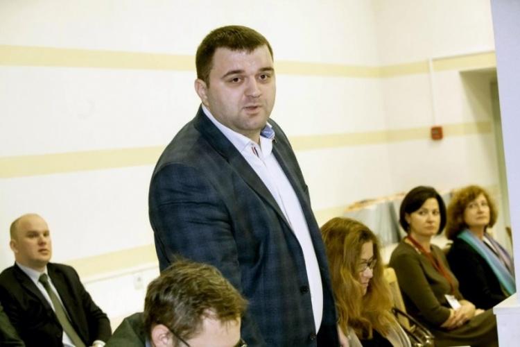Представитель компании «Арвитфуд» (сеть универсамов «Престон») Максим ГУРИКОВ