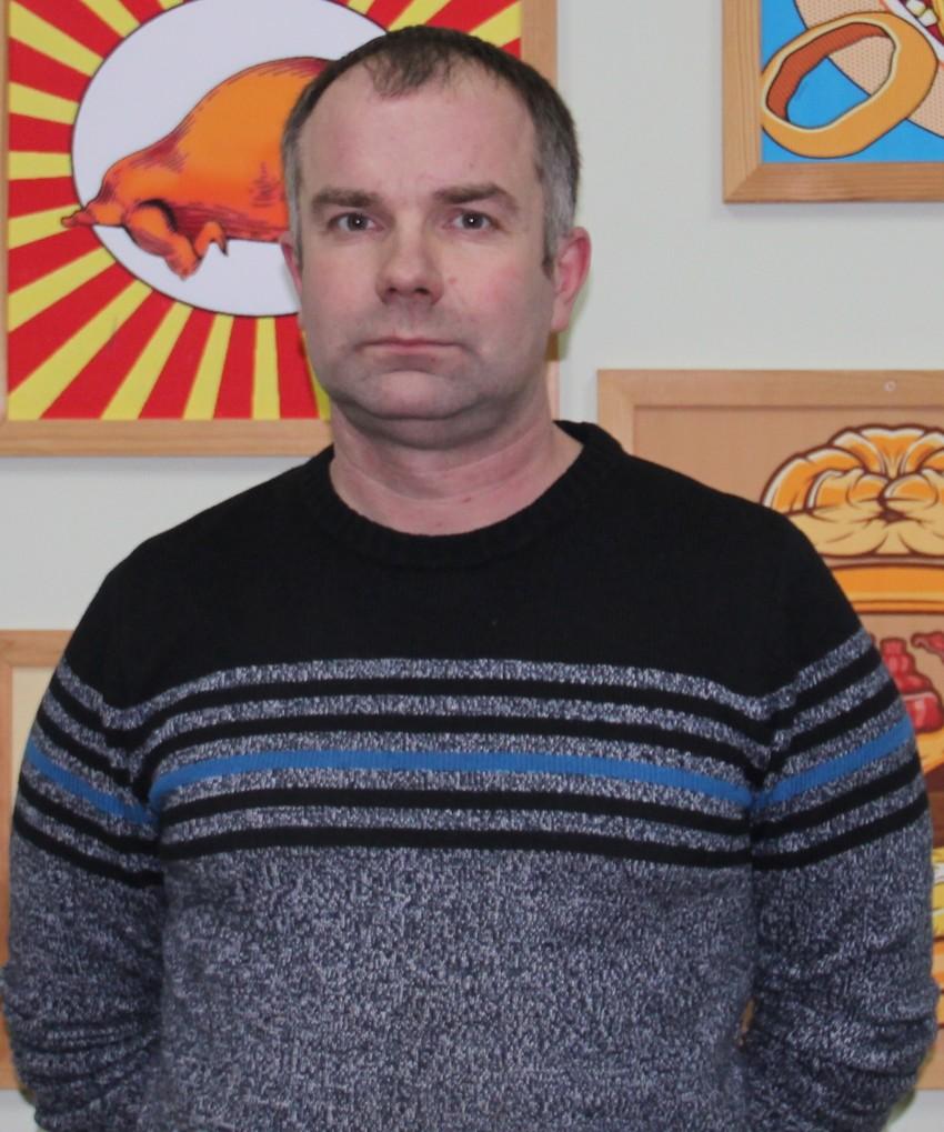 Николай МИТРОШКИН — заместитель начальника цеха по техническим вопросам ОАО «Витебская бройлерная птицефабрика»