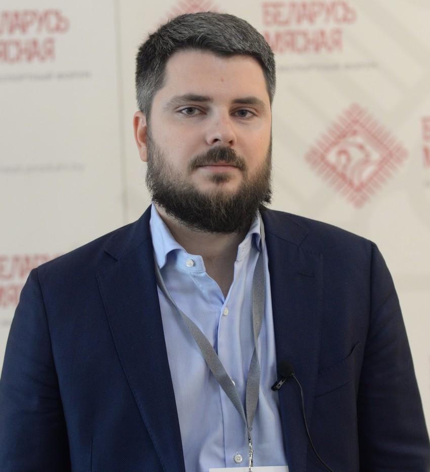 Дмитрий СОЛОМАХО — заместитель директора, руководитель направления «Информационные технологии в промышленности» ООО «Симатек Групп»