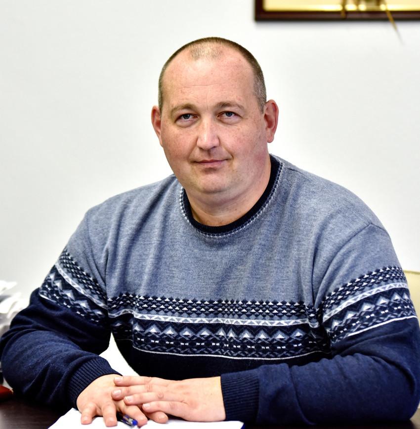 Александр СТРУГАЛЬСКИЙ — главный инженер предприятия ОАО «Милкавита»