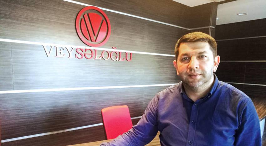 Самир БАБАЕВ — категорийный менеджер Veyseloglu