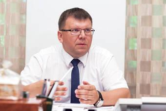 Генеральный директор ОАО «Гродненский мясокомбинат» Олег ИВАНОВ