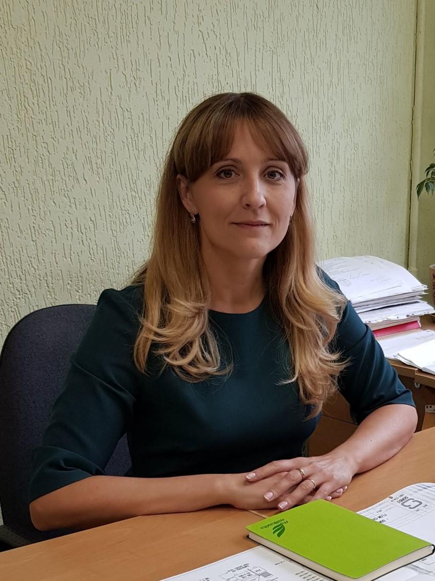 Ирина МИРАНЦОВА — главный технолог ОАО «Милкавита»