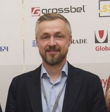 Раман ЛАПЧУК — директор по развитию бизнеса компании «Вакуумсервис»
