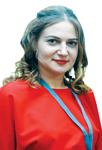 Мария БРЕХОВА — заместитель директора по маркетингу ТМ «Беларускi пламбiр» ООО «Технотрейд»