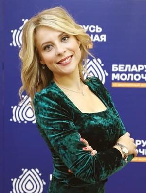 Юлия КУДАСОВА — начальник сектора продаж по городу Могилеву ОАО «Бабушкина крынка»