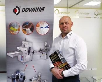 Виталий ДОЛГИЙ — директор компании ЗАО «Довайна»