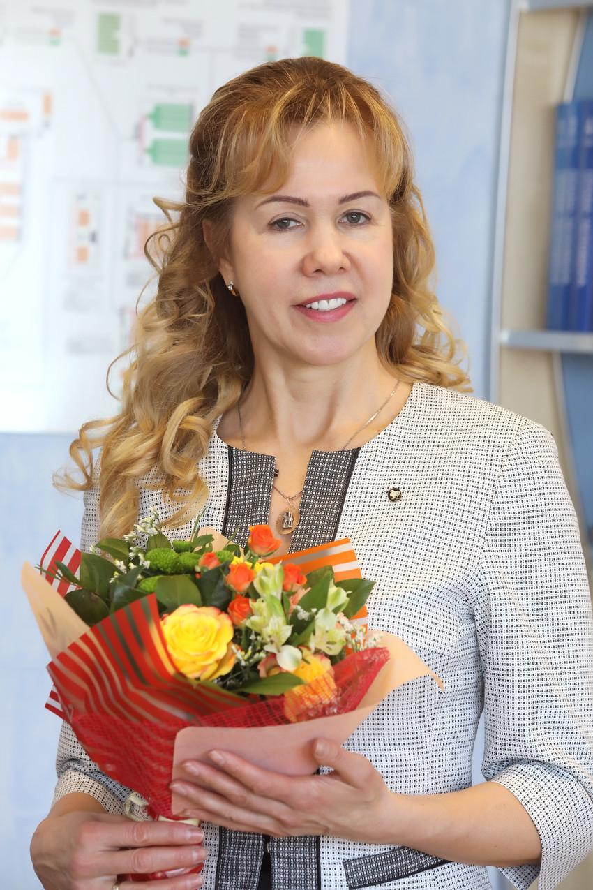 Анна Васильевна НОРКУС — директор Витебской бройлерной птицефабрики