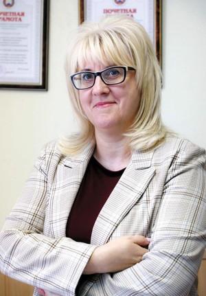 Людмила МИСЮЧЕНКО — ведущий инженер-технолог отдела планирования и анализа лабораторных испытаний ГУ «Белорусский государственный ветеринарный центр»