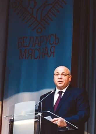 Анатолий ХОТЬКО — министр сельского хозяйства и продовольствия