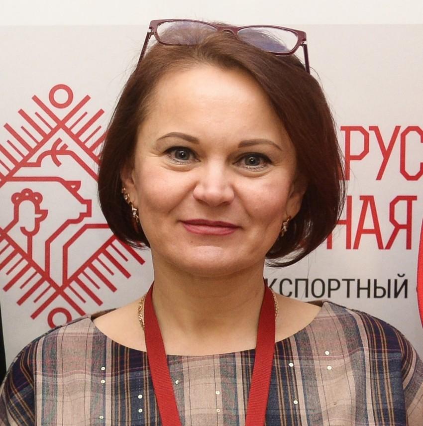 Наталья САНДУЛЬСКАЯ — главный технолог Витебского мясокомбината