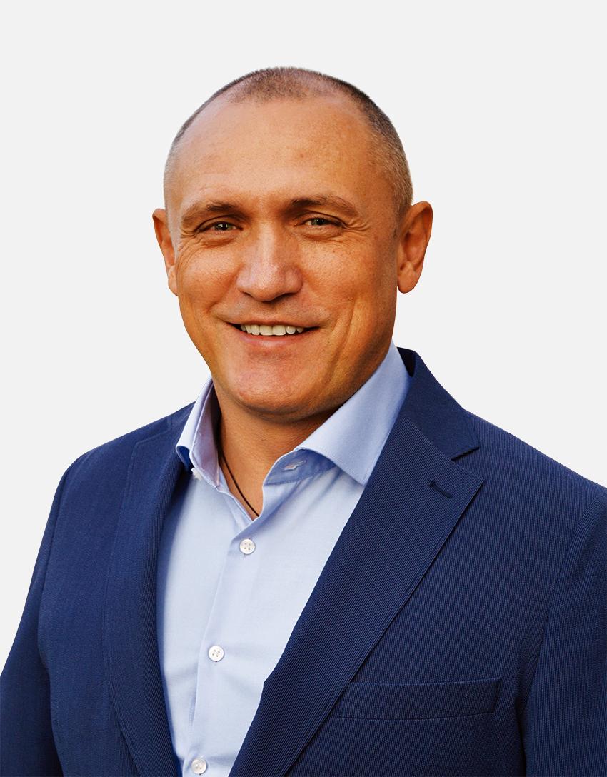 Андрей ШАЧЕНКОВ, директор ООО «СВ-Мироторг»