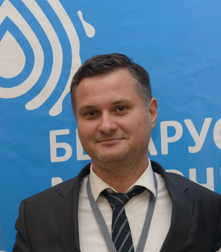 Дмитрий ТРОЦКИЙ — директор ООО «АльфаМилк»