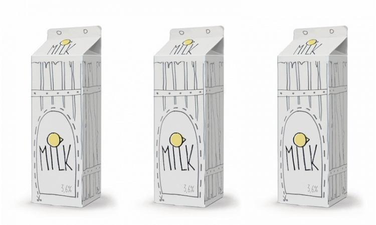 эко упаковка молока