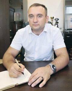 Александр КРЕМЕНЧУК, Директор Копыльского филиала