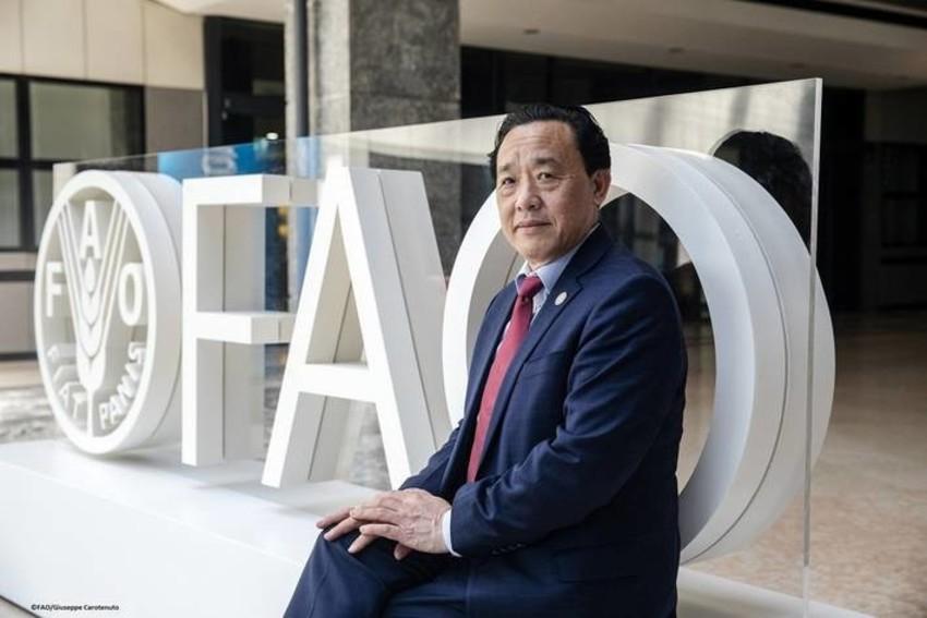 ЦЮЙ Дунъюй — Генеральный директор Продовольственной и сельскохозяйственной организации Объединенных Наций (ФАО)