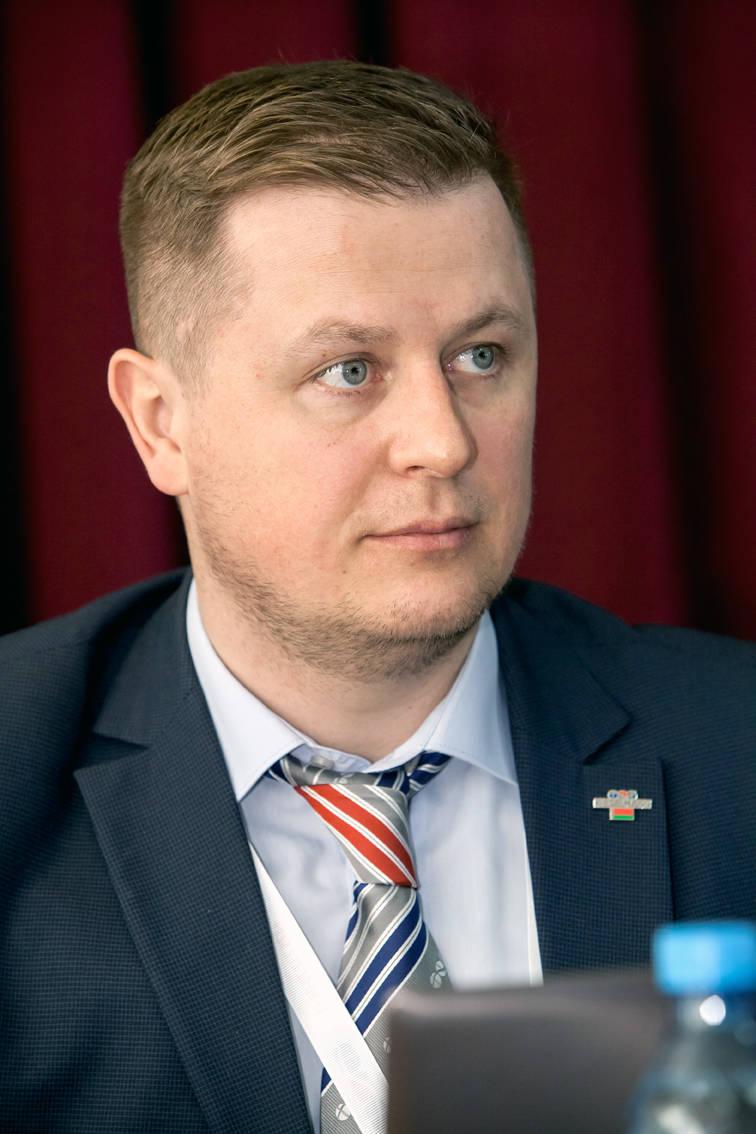 Сергей ИСАЕВ, директор ООО «Кизельманн-Бел»