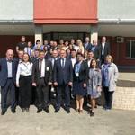 В рамках форума «Беларусь молочная», экскурсия на ОАО «Березовский сыродельный комбинат»