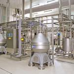 На этом оборудовании осуществляется подготовка молока