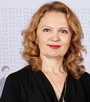 Наталья ЧЕРНИК — заместитель генерального директора по маркетингу СП «КАМАКО ПЛЮС» ООО