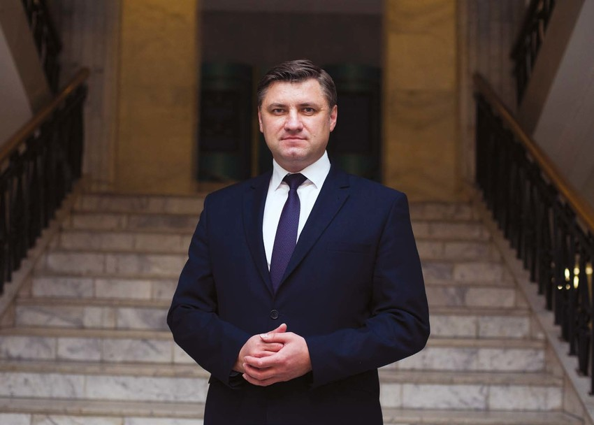 Алексей БОГДАНОВ — начальник главного управления внешнеэкономической деятельности Министерства сельского хозяйства и продовольствия Республики Беларусь