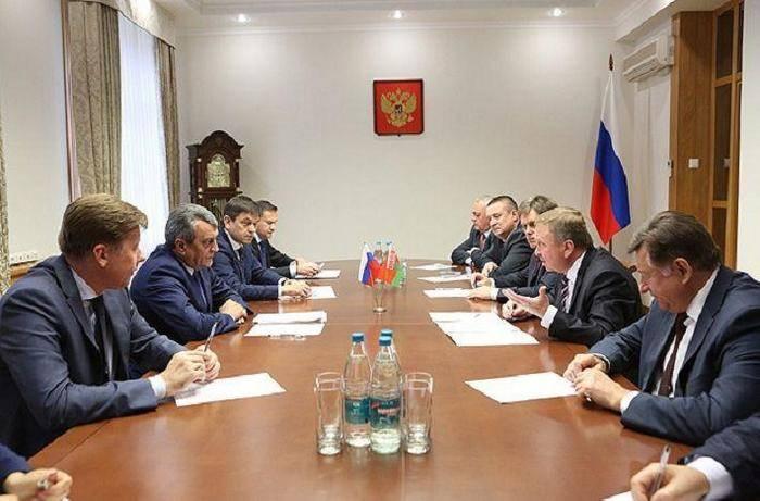 товарооборот, Беларусь, Россия, сибирские регионы