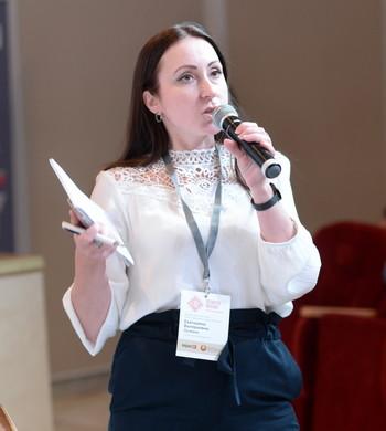 Екатерина ЛУЧКИНА — исполнительный директор Национального союза мясопереработчиков, Россия