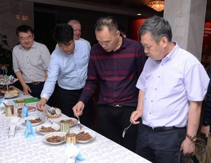 белорусская говядина, экспорт, Китай