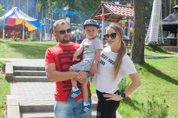 лето, база отдыха «Привал», Гродненская табачная фабрика, Гродно, Георгий Колдун