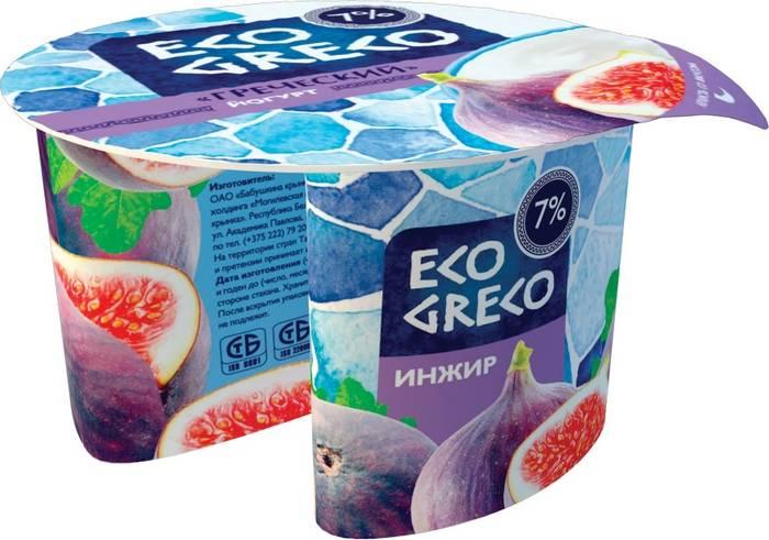 Бабушкина крынка, йогурт Греческий