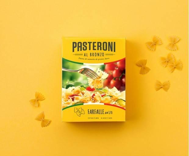 Итальянская паста Pasteroni