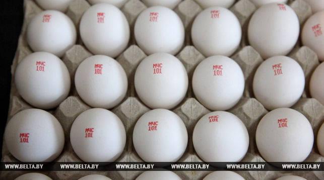 птицефабрика Городок, яйца с социальной рекламой, МЧС