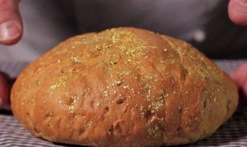 необычные виды, хлеб