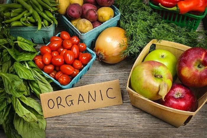 органическая сельхозпродукция, США, 2016 год, увеличение