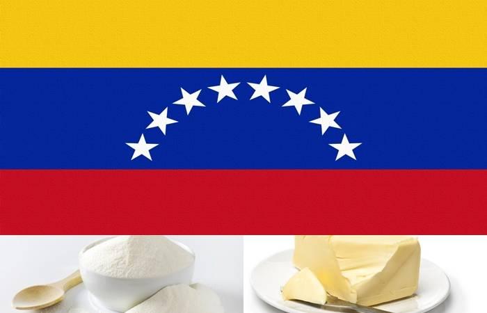 Беларусь, Венесуэла, масло, сухие молочные продукты, диверсификация экспорта