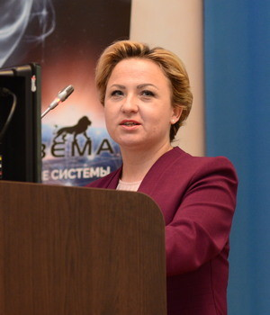 Мария КЛИМОВА — замначальника главного управления перерабатывающей промышленности Минсельхопрода