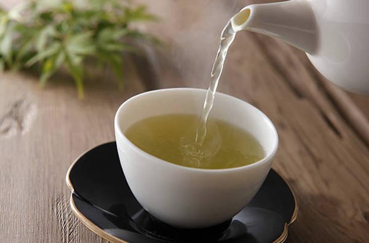 чай, еда, замедление старения, организм