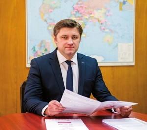Алексей БОГДАНОВ — начальник главного управления внешнеэкономической деятельности Минсельхозпрода