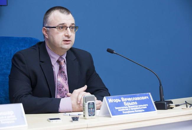 Игорь Брыло, достижения, перспективы, белорусское животноводство, IV Всебелорусский форум животноводов