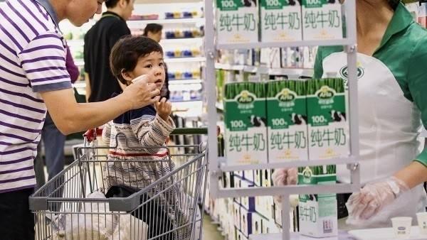 рост, молочный рынок, Китай, непереносимость лактозы