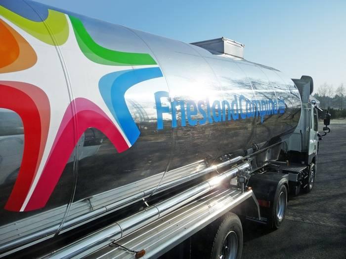 Friesland Campina, фермеры ЕС, фосфаты, производство молока