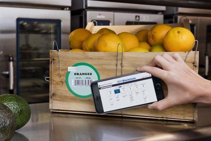 IBM, глобальный блокчейн-консорциум, контроль качества еды