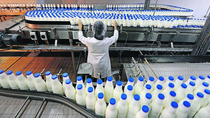 Минсельхоз, Россия, восстановленное молоко, синеватый оттенок