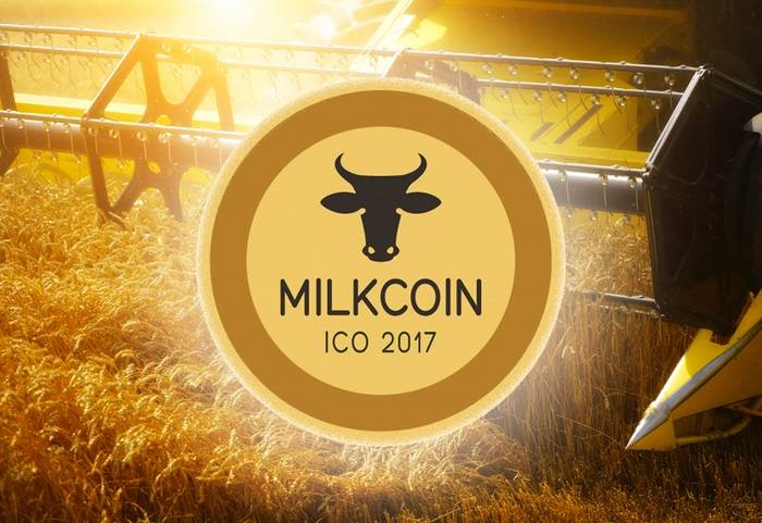 криптовалюта, MilkCoin, платформа Ethereum, Россия