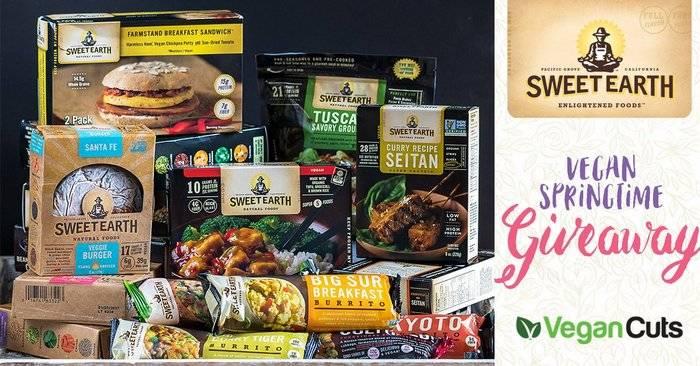 Nestlé, купила, веганская компания, Sweet Earth Foods