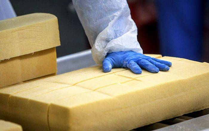 Россия, молочная промышленность, сыроделие, Производство сыров