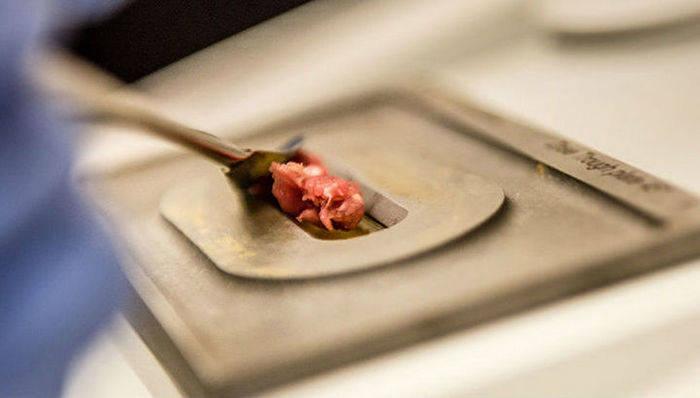 лазер, проверка качества, говяжий фарш, Университет Британской Колумбии, Яси Ху, Yaxi Hu