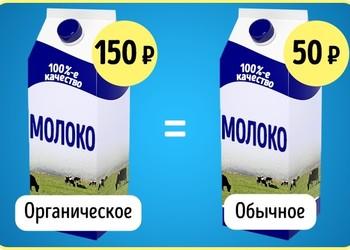 факты, молочные продукты, польза