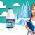 Сафiйка, новый бренд, полоцкие молочники, напиток йогуртный Снежок, Полоцкий молочный комбинат