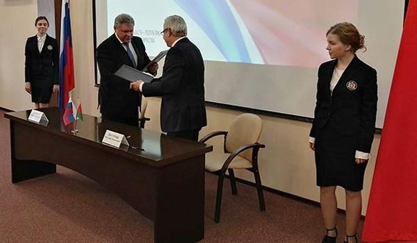 Беларусь - Россия, Владимирская область, Товарооборот, экспорт молочной продукции